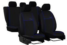 SKODA YETI 2009-2014 ARTIFICIAL LEATHER TAILORED SEAT COVERS