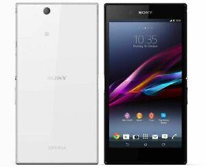 "NEW Sony Xperia Z Ultra C6833 Black White Purple 6.4"" 4G LTE WIFI GPS Smartphone"