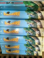 Orbis Dinosaurs Magazine Collection 1-76 Plus Swap It Cards Dinosaurs!