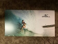 O'Neill Surf Retail Poster (46� X 24�) Not Foldable