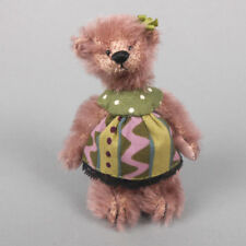 Deb Canham Charlotte Mohair Bear 2012 Convention Prize