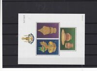 Thailand mint never hinged Stamps sheet Ref 14323