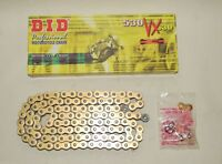 DID Gold X-Ring Chain For Suzuki GSF600 95-99 GSF1200 96-05 Bandit VX 530-110