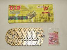 DID Gold X-Ring Chain For Yamaha XJR1300 99-15 FZS600 Fazer 98-03 VX 530-110