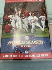 2002 World Series DVD 2002