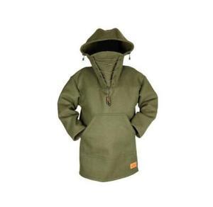 Mens Hooded Pullover Mid-Long Woolen Hoodie Casual Drawstring Coat Outwear Hot