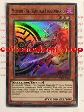 SPWA-IT045 Mizuho - Sei Samurai Leggendario Legendary Six SUPER RARA ITALIANO