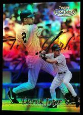 DEREK JETER 1999 Topps Gold Label Class 3 #22 New York Yankees Baseball Card
