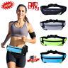 Unisex Sport Belt Waist Pack Pouch Water Bottle Holder Bag For Running Jogging