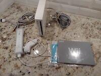 Nintendo Wii Console Bundle Gamecube Compatible White Motion Plus RVL-001 #2