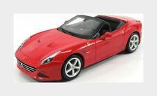 Ferrari California T Spider Open Roof 2014 Red MAISTO 1:18 MI31698R