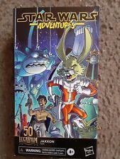 Star Wars Adventures The Black Series Jaxxon LucasFilms 50th Anniversary