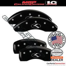 Mgp Caliper Brake Cover Black 21175scrkbk Front Rear For Kia Optima 2014 2015