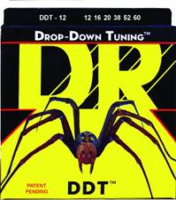 DR Strings DDT12 Drop Down Tuning Strings 12-60