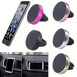 Car Air Vent Mount 360-Degree Rotary Phone Holder for iPhone 7