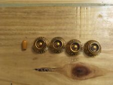 Real Vintage 1958/59 Gibson Switch Tip and Knobs