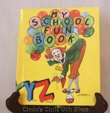 PERSONALIZED CHILDREN'S BOOK MY SCHOOL FUN BOOK