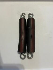 2 AB Rocket Red Replacement Tension Resistance Springs Original Parts