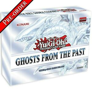 PREORDER 5 x YUGIOH - GHOSTS FROM THE PAST COLLECTOR BOX (MARCH)