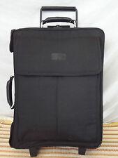 Travelpro platinum rolling black ballistic nylon garment luggage
