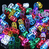 100pcs Hair Braid Ring Beads Dreadlocks Cuff For Hair Extension Jewelry Surprise
