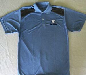 OVB North Carolina Tar Heels Men's Polo Golf Shirt Medium Old Varsity Brand