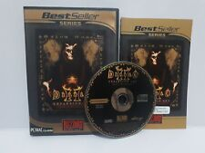 Diablo II Lord of Destruction (PC) Region Free Disc Mint Complete Expansion J1L