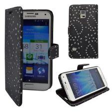 Étuis, housses et coques noirs graphiques Samsung pour téléphone mobile et assistant personnel (PDA)