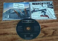 WARCHYLDE self Titled CD 1995 Album WR668-2 CIRRUS RECORDS Heavy Metal Band OOP