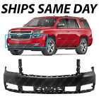 NEW Primered Front Bumper Cover Fascia for 2015-2020 Chevy Tahoe Suburban 15-20