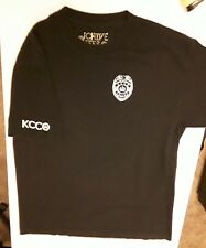 The Chive Police Shield KCCO Tee Shirt Large Keep Calm and Chive On!  🚓 🚔 👮