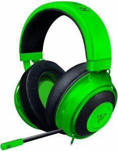 RAZER Kraken Headset Kopfband Binaural Green