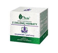 AVA Zielona Herbata krem pod oczy i na powieki/ Green Tea eye contour cream