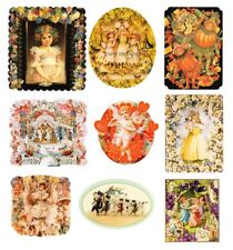 Cynthia Hart's - VICTORIAN Assorted Reproduction POSTCARDS (9 Total) Brand New b