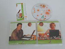 YOU'VE GOT MAIL/SOUNDTRACK/GEORGE FENTON(VOLCANO CPC8-1053) JAPAN CD+OBI ALBUM