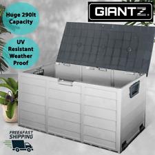 Gadeon Outdoor Storage Lockable Box 290L (OSB-290L-GB)
