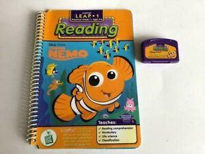 LeapFrog Leap 1 Book & Cartridge: Reading: Finding Nemo