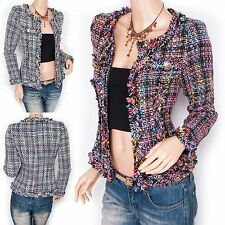 Unbranded Wool Blend Cropped Coats & Jackets for Women