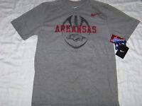 Nike Men's Arkansas Razorbacks Shirt NWT Small