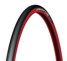 MICHELIN pro 4 service course route vélo pneu pro4 700 X 23 ROUGE