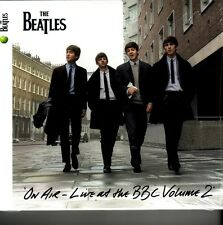 """THE BEATLES """"On Air Live at the BBC Volume 2"""" 63 Track CD Paperdigipack RARE"""