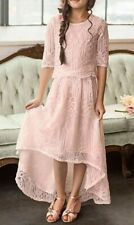 Girls Joyfolie Peony Skirt Set in Blush Size 14 (Runs Small)