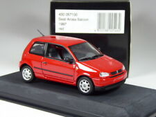 selten: Minichamps Seat Arosa 1997 rot in 1:43 in OVP