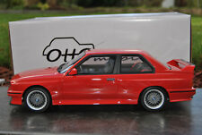 BMW m3 e30 SPORT EVOLUTION 1/12 OTTOMOBILE M style no 1/18 alpina m1 m5 m6