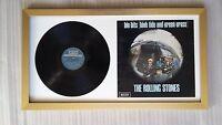 Vinyl LP and Sleeve display frame - 12 inch