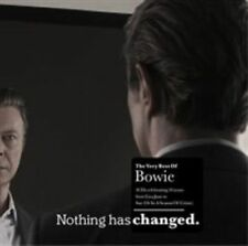 Nothing Has Changed 0825646205769 by David Bowie CD