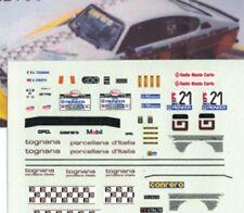 decal 1/43 x OPEL KADETT GT/E 2,0 CONRERO Gr.1 del CIOCCO 1979 Arena ARED138