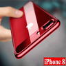 Luxury Slim Hybrid Hard Clear Back Case Shockproof Cover for iPhone 6 7 8 Plus