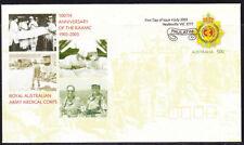 Australia 2003 100th Ann R.A.A.M.C Apm35450 First Day Cover