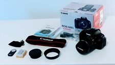 Canon  600D / EOS Rebel T3i  18.0MP DSLR Camera - Kit mit EF-S 18-55 IS II